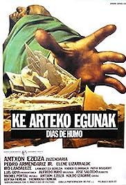 Ke arteko egunak Poster