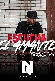 Nicky Jam: El Amante Poster