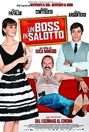 Un boss in salotto Poster