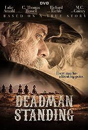 Deadman Standing Poster
