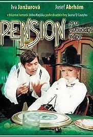 Pension pro svobodné pány Poster