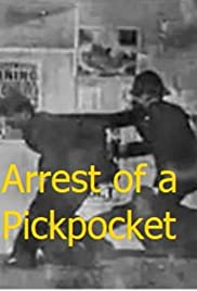 The Arrest of a Pickpocket Poster