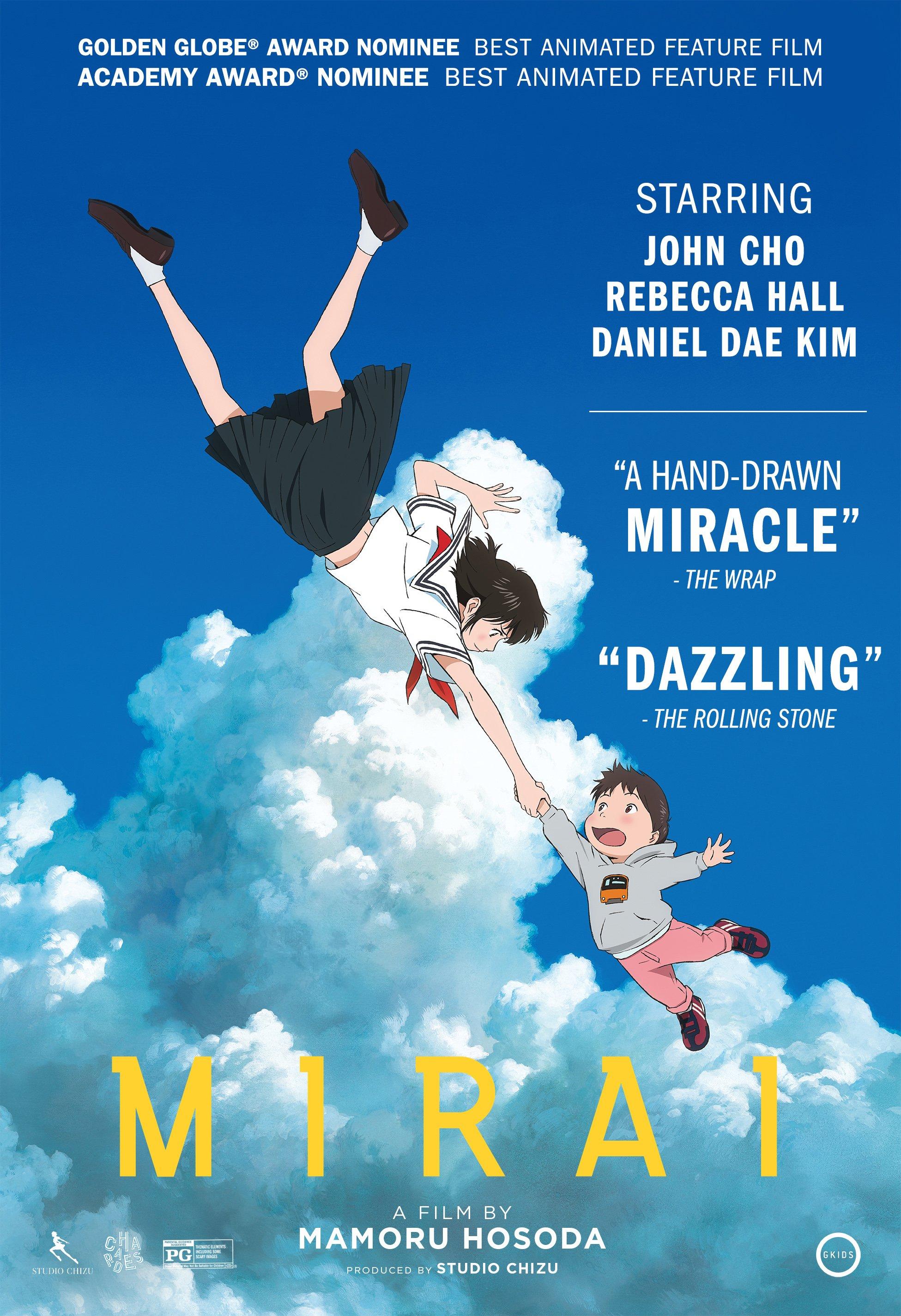 Mirai (2018) - IMDb