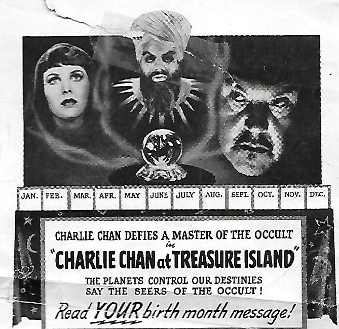 Cesar Romero, Pauline Moore, and Sidney Toler in Charlie Chan at Treasure Island (1939)