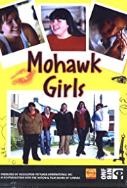 Mohawk Girls Poster
