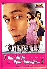 Preity Zinta, Salman Khan, and Rani Mukerji in Har Dil Jo Pyar Karega... (2000)