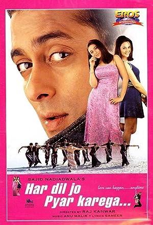 Har Dil Jo Pyar Karega... movie, song and  lyrics