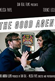 The Good Agent Poster