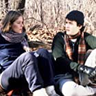 Tom Hanks and Elizabeth Kemp in He Knows You're Alone (1980)