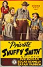 Private Snuffy Smith (1942) Poster