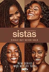 Kj Smith, Novi Brown, Mignon, and Ebony Obsidian in Sistas (2019)