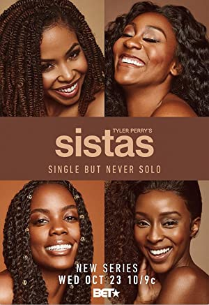 Tyler Perry's Sistas 2x01 - The Lonely Road