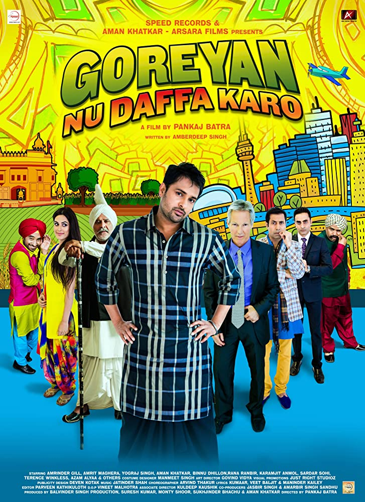 Goreyan Nu Daffa Karo 2014 Punjabi 720p AMZN WEB.DL 1.1GB Download
