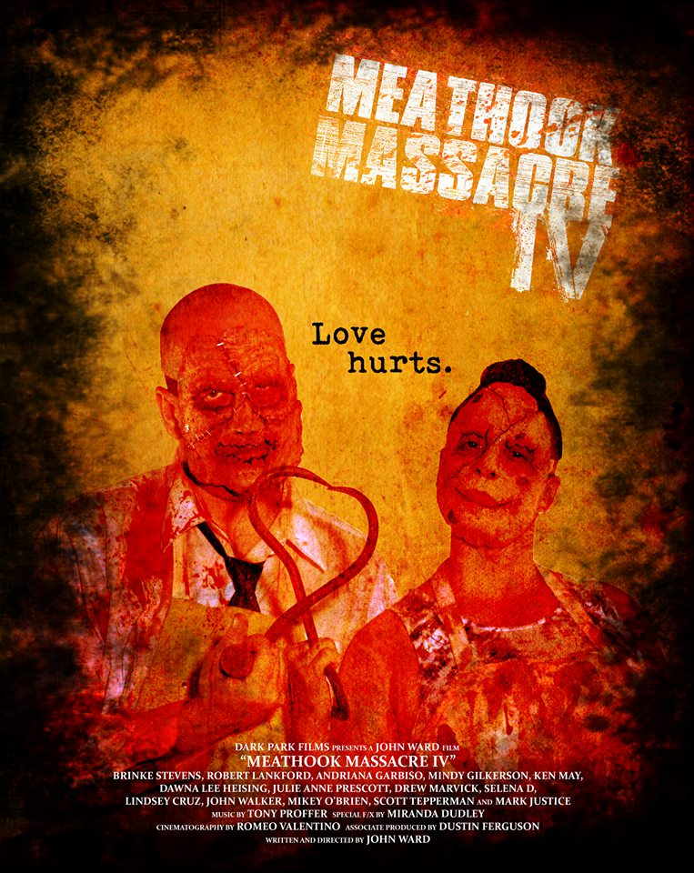 Meat Hook Massacre 4 Poster