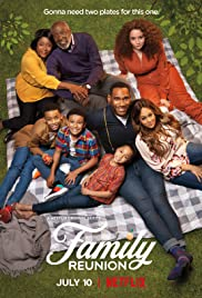 Family Reunion Poster