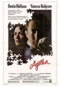 Dustin Hoffman and Vanessa Redgrave in Agatha (1979)