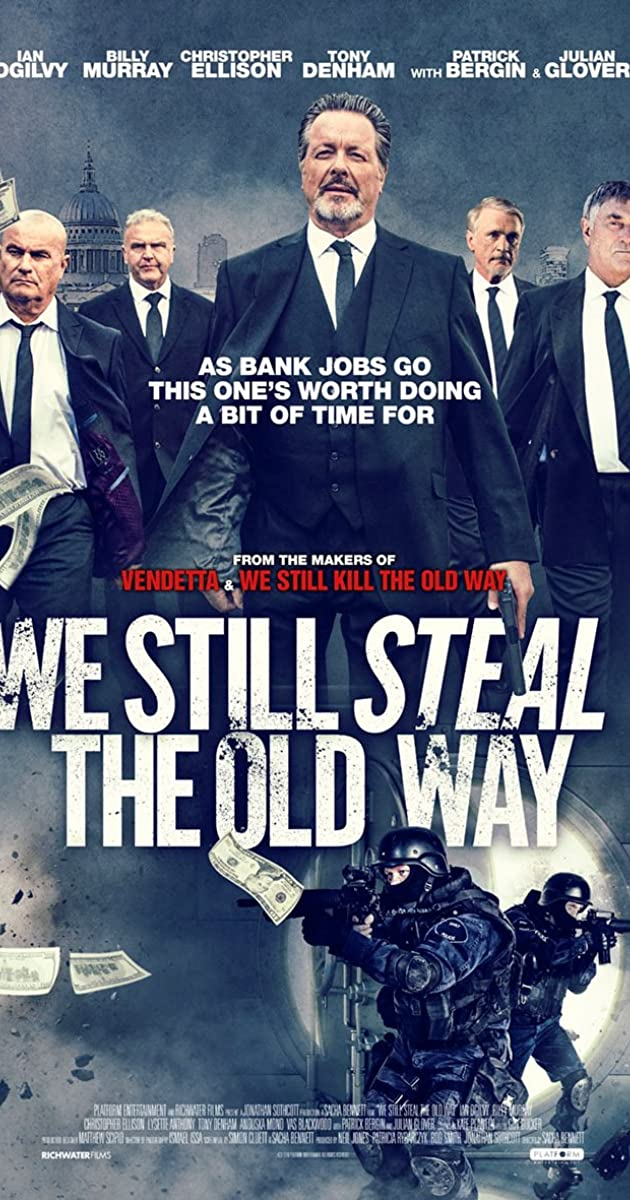 Subtitle of We Still Steal the Old Way