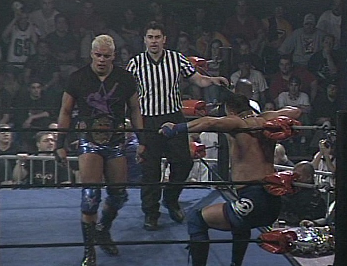 Joey Munoz in Xtreme Pro Wrestling (2001)