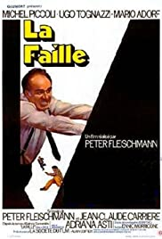 La faille (1975) Poster - Movie Forum, Cast, Reviews