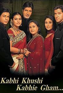 Watching movies netflix Kabhi Khushi Kabhie Gham... by Karan Johar [Full]