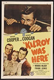 Kilroy Was Here Poster