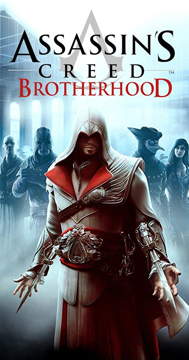 Is there sexual content in assassin creed brotherhood
