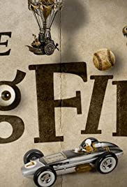 The Big Fib Poster