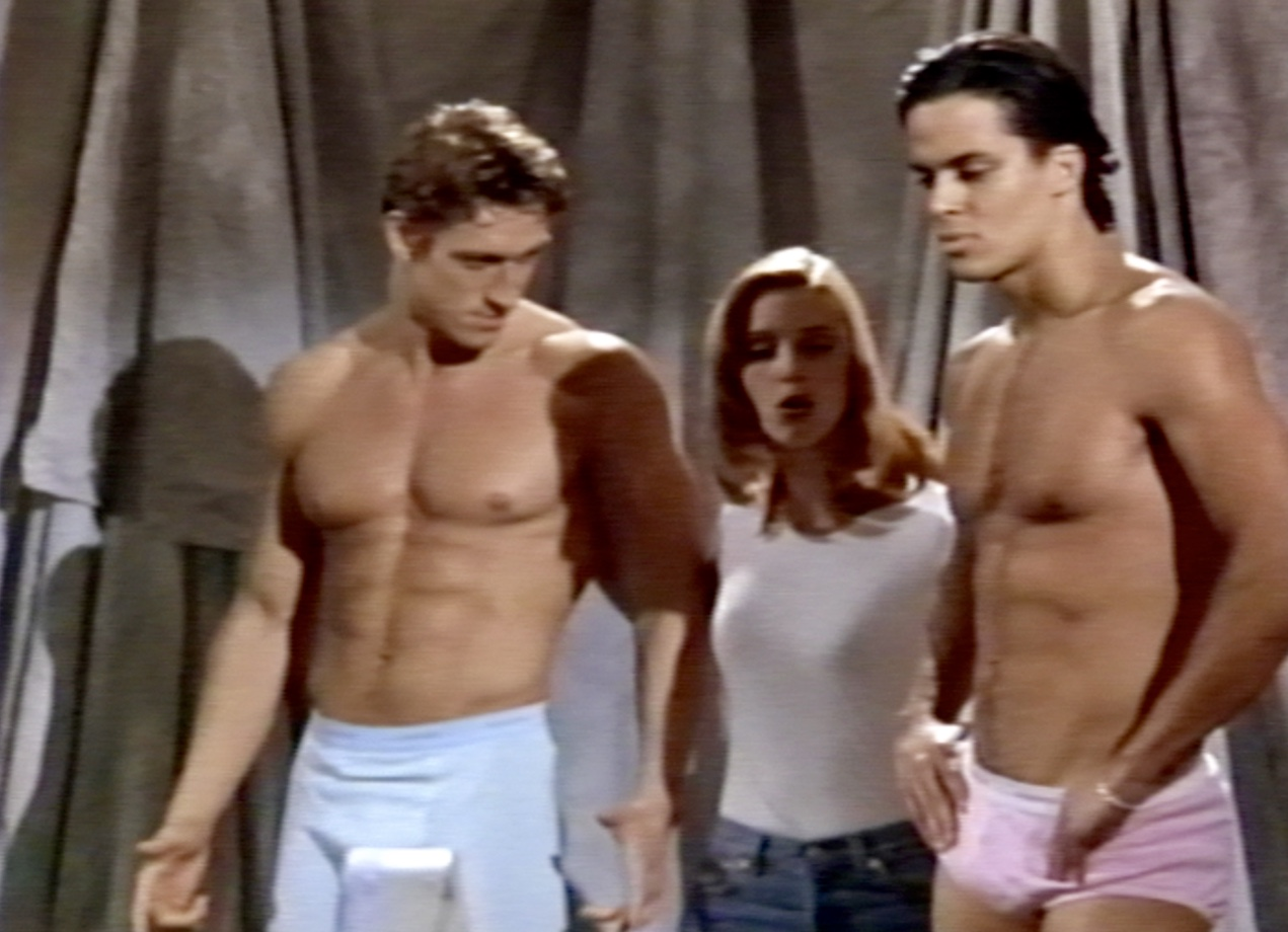 Still of Robert Gant, Robin Nance, and Matt Cedeno in Life with Roger and The Boxer Rebellion