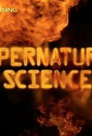 Supernatural Science Poster