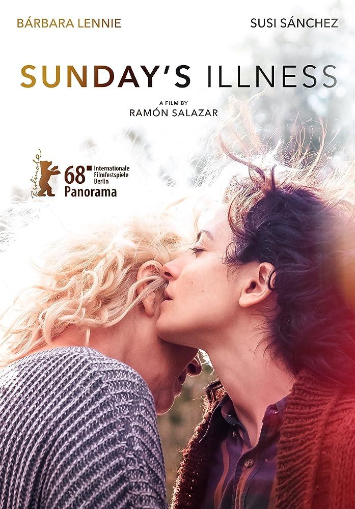Susi Sánchez and Bárbara Lennie in La enfermedad del domingo (2018)