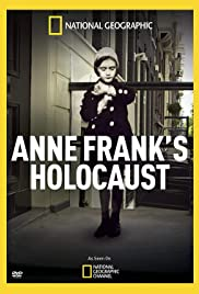 Anne Frank's Holocaust Poster