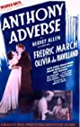 Anthony Adverse (1936) Poster