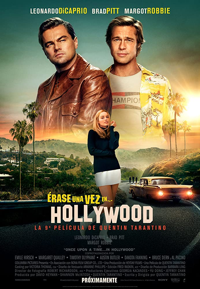 Once Upon a Time in Hollywood (2019) Subtitle Indonesia