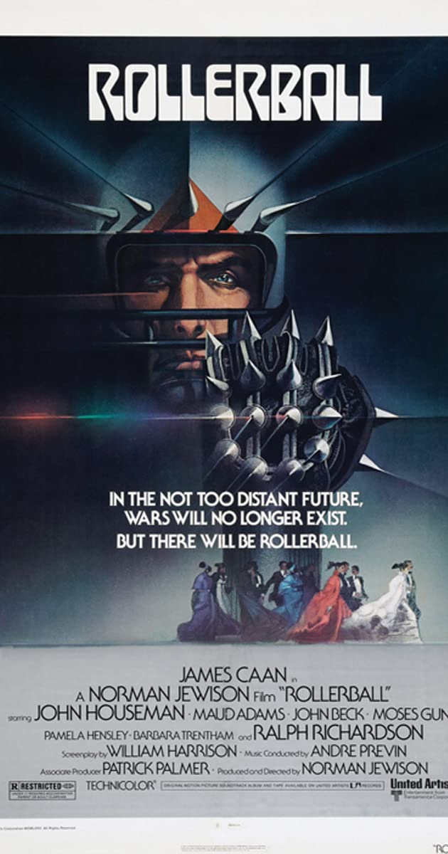 Subtitle of Rollerball