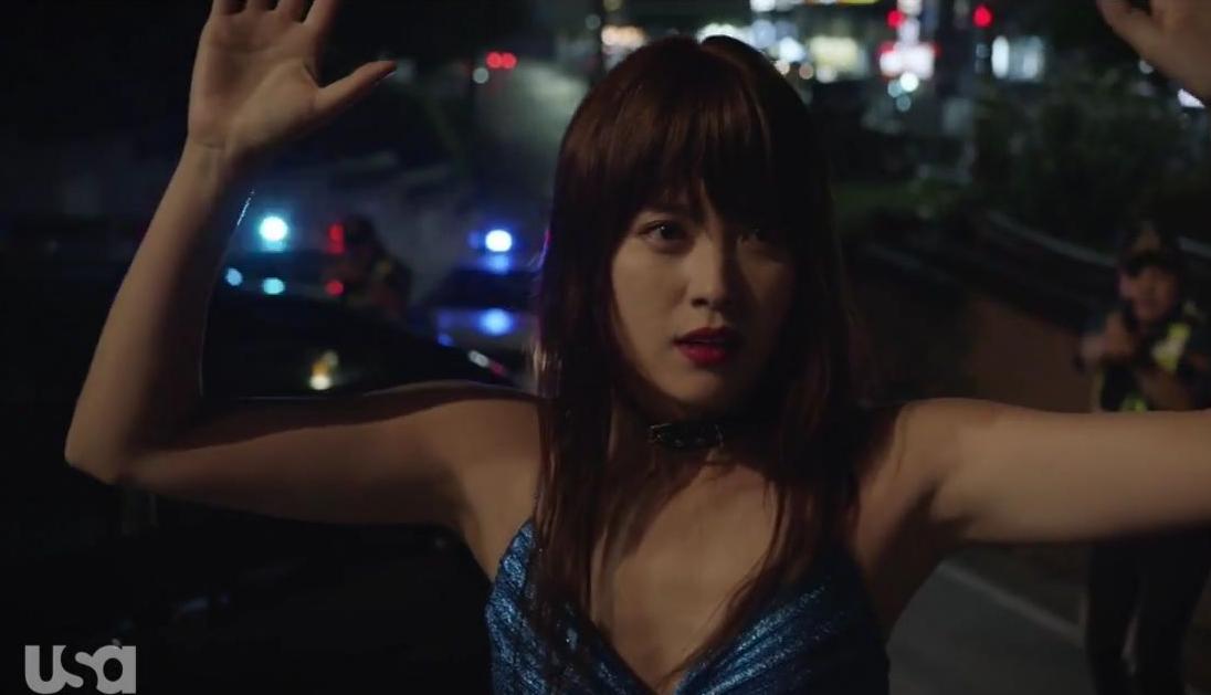Hyo-Joo Han in The McKenna Erasure (2019)
