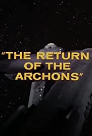 The Return of the Archons Poster