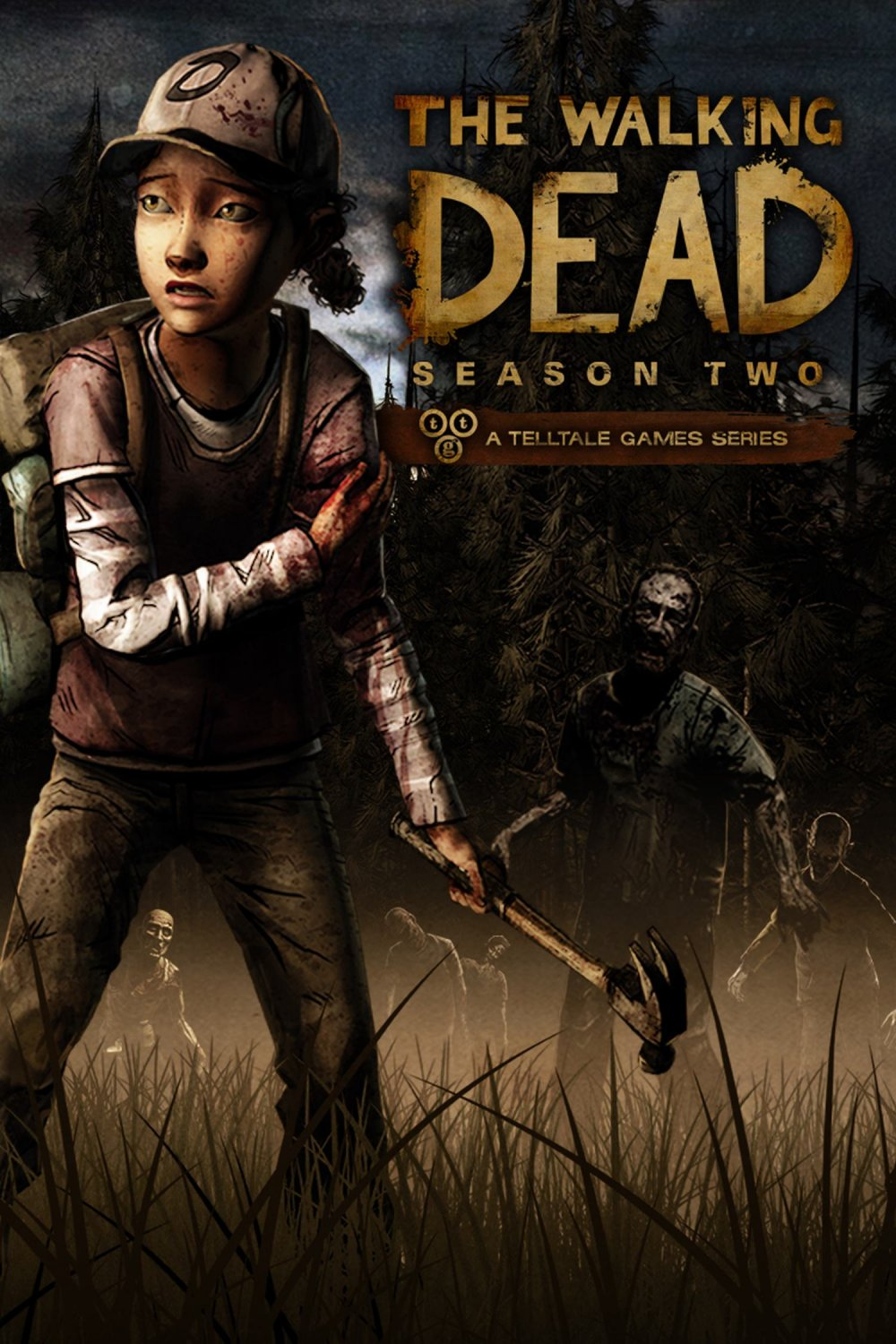 The Walking Dead The Game Season 2 Video Game 2013 Imdb