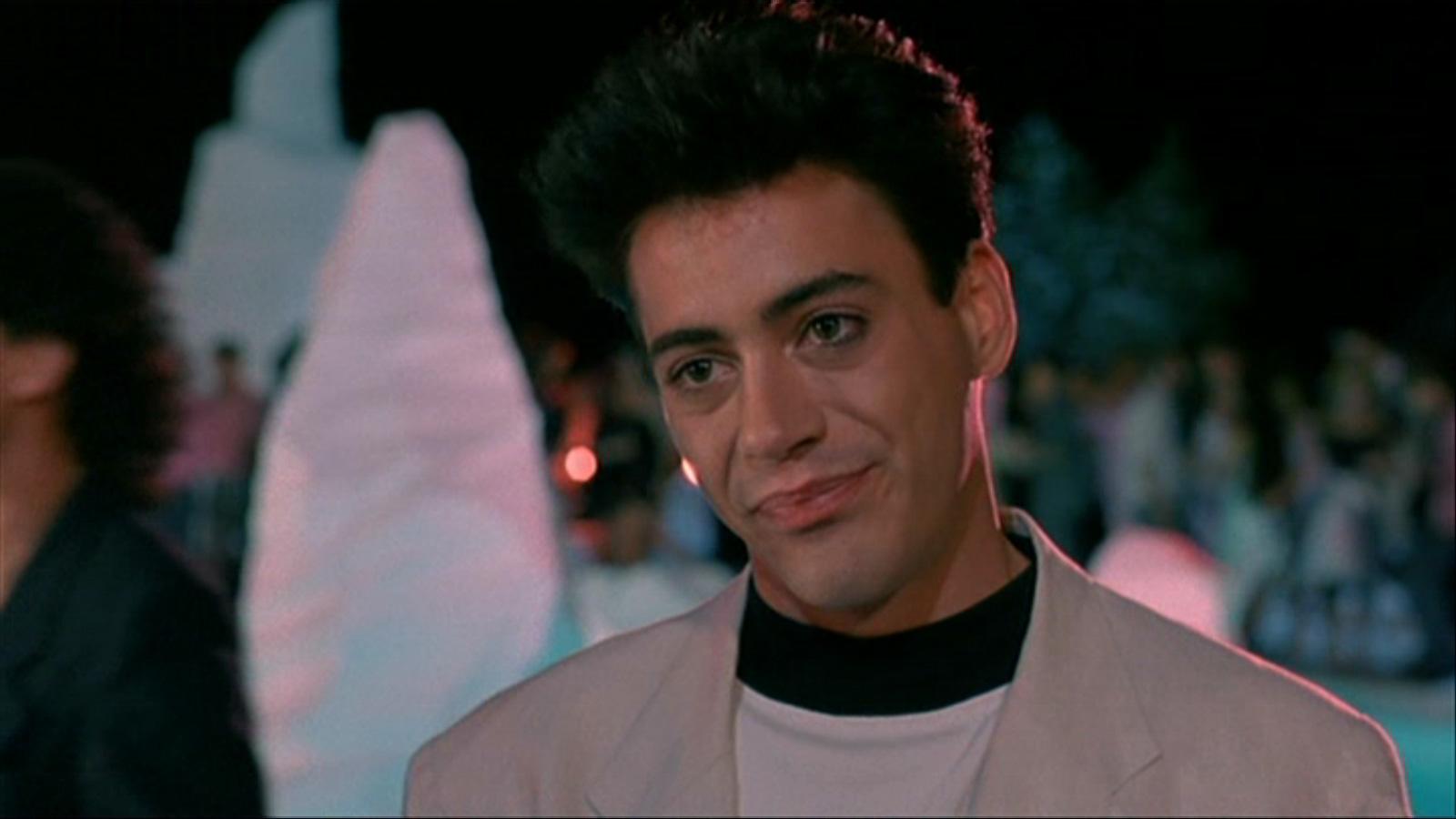 Robert Downey Jr. in Less Than Zero (1987)