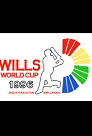 Wills World Cup Cricket 1996 Poster