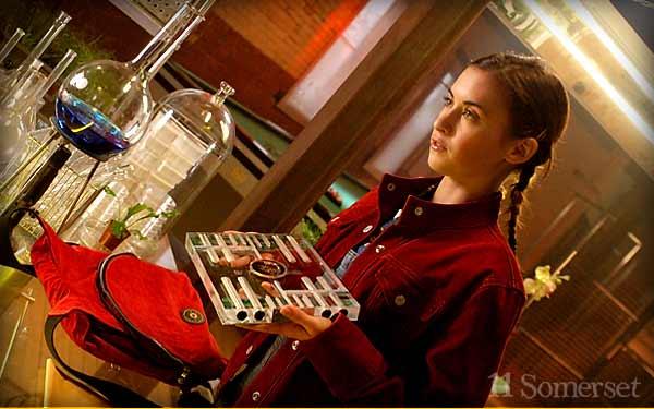 """Set still of Jessica Malka in """"11 Somerset"""""""