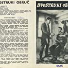 Severin Bijelic, Hermina Pipinic, and Bert Sotlar in Dvostruki obruc (1963)