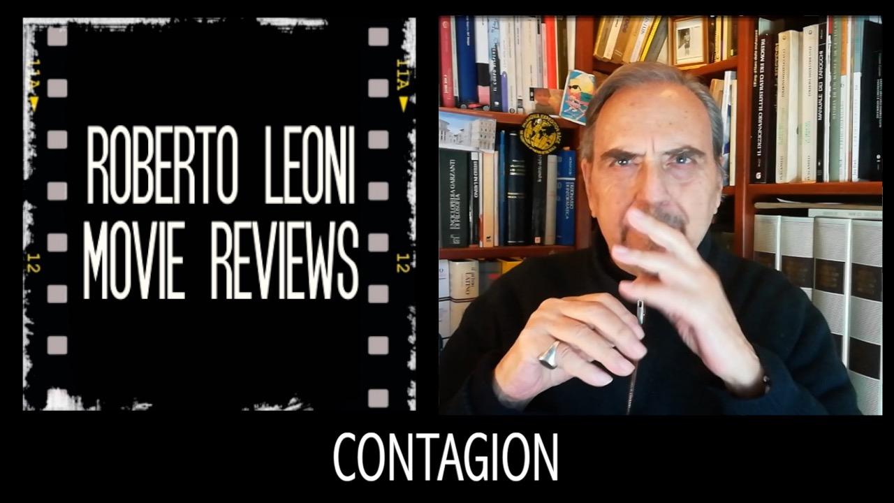 Roberto Leoni in Contagion (2020)