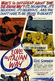 Love, the Italian Way Poster