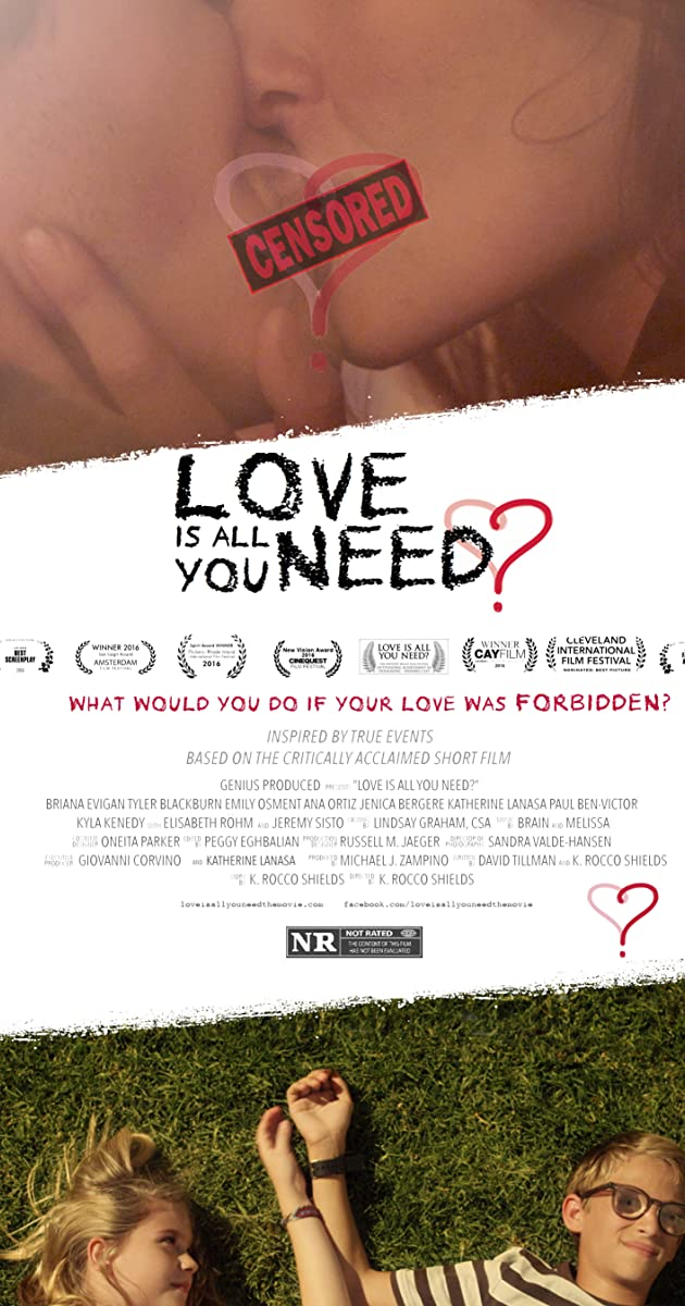 Subtitle of Love Is All You Need?
