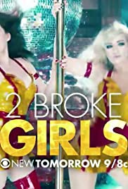 2 Broke Girls Spectacular Superbowl Commercial Poster