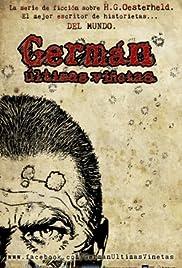 Germán, últimas viñetas Poster