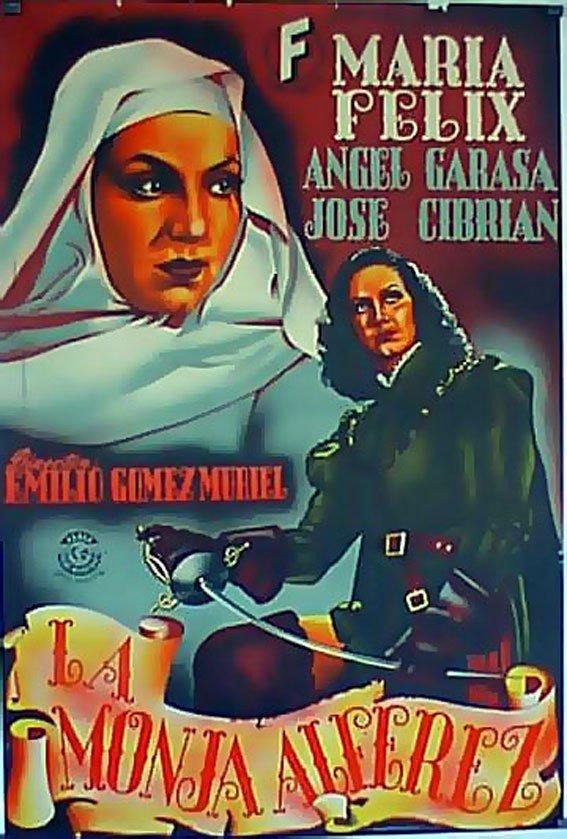 La monja alférez (1944)