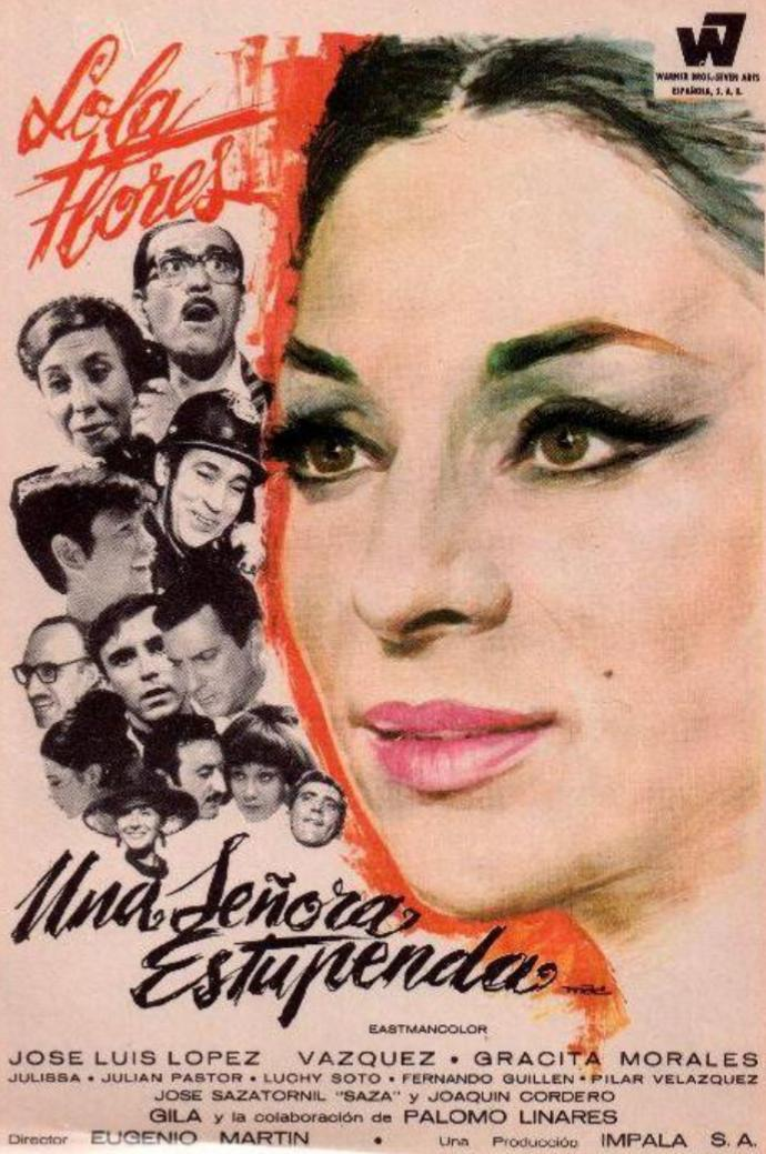 Una señora estupenda (1970)