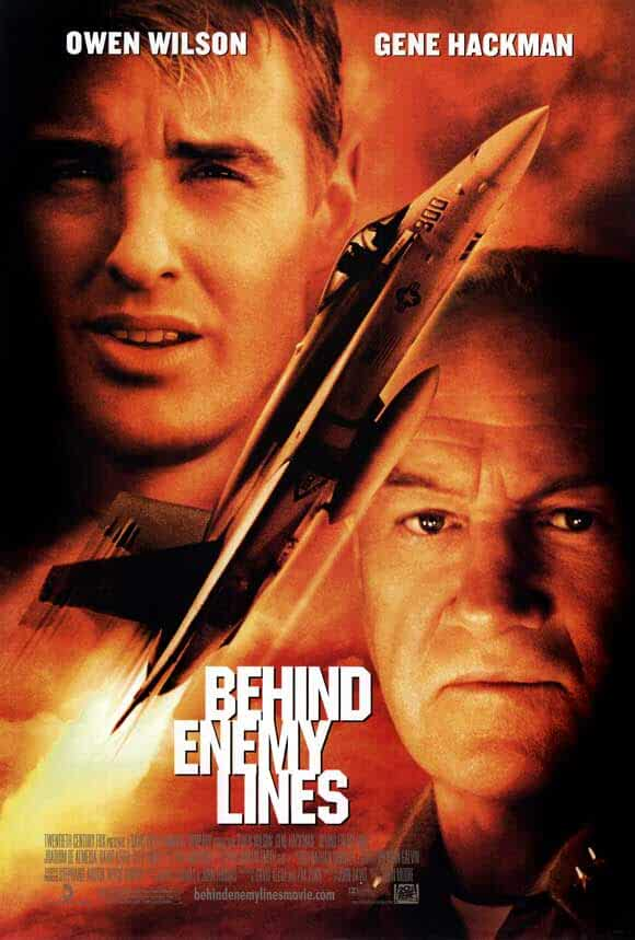 Behind Enemy Lines (2001) in Hindi