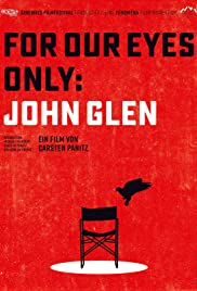 For Our Eyes Only: John Glen Poster